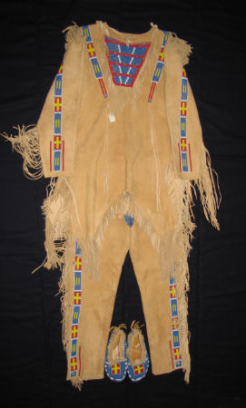 Native American Indian Men Clothing