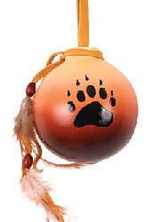 Native American Christmas Ornaments
