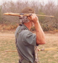 Hunting with the atlatl
